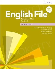 English File Advanced Plus (4th Edition) Workbook without Key