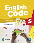English Code Starter Pupil's Book with Online Access Code