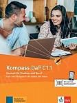Kompass DaF C1.1 Kurs- und Übungsbuch mit Audios und Videos