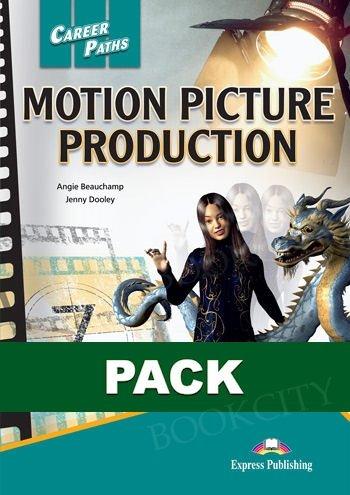 Motion Picture Production Podręcznik papierowy + podręcznik cyfrowy DigiBook (kod)