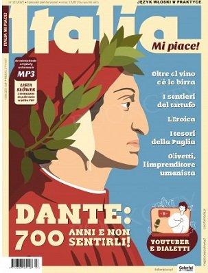 Italia mi piace nr 31 lipiec - wrzesień 2021