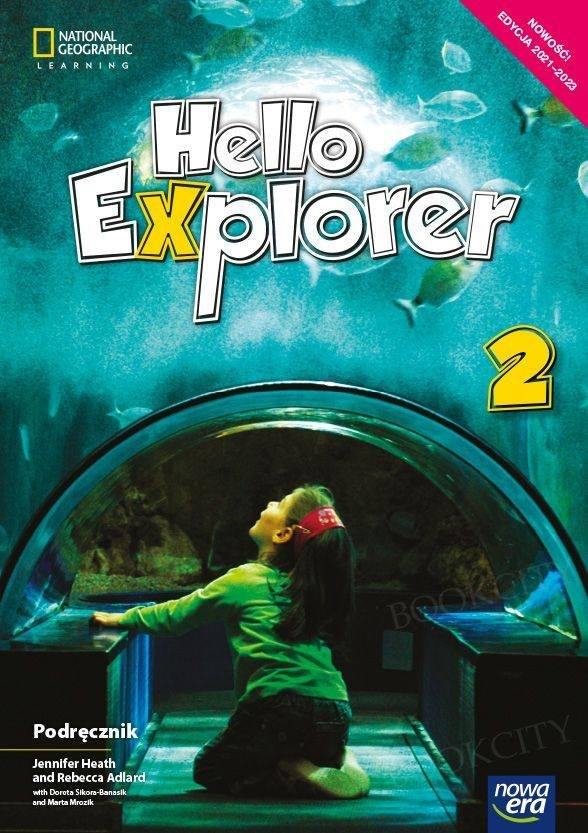 Hello Explorer 2 New Podręcznik + 2 CD