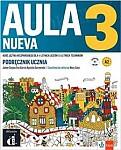 Aula Nueva 3 (szkoły ponadpodstawowe) Podręcznik + CD