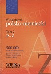 Wielki słownik polsko-niemiecki z suplementem T. 1, 2