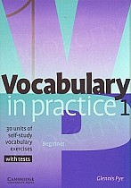 Vocabulary in Practice 1 Beginner