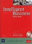 Intelligent Business Pre-Intermediate Skills Book plus CD-ROM