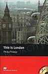 This is London Book and CD