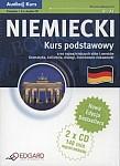 Niemiecki Kurs podstawowy - Nowa edycja Książka + 2 x Audio CD