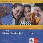 Mit Erfolg zu Fit in Deutsch 1 płyta CD