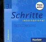 Schritte international 3 2 CDs
