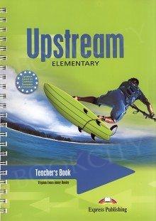 Upstream Elementary A2 Teacher's Book (interleaved)
