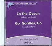 In the Ocean / Go, Gorillas, Go (Audio CD) In the Ocean / Go, Gorillas, Go (Audio CD)
