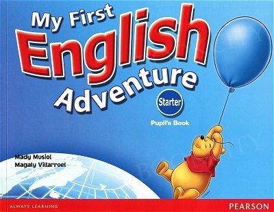 My First English Adventure Starter podręcznik