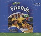 New Friends 2 Audio CD