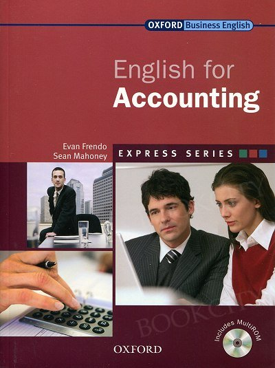 English for Accounting Student's Book with MultiROM