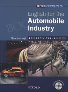 English for the Automobile Industry Student's Book with MultiROM