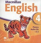 Macmillan English 4 Fluency CD (2)