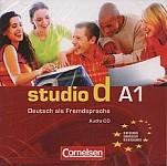 studio d A1 Materiały audio do pracy na zajęciach (2 CD)
