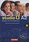studio d A2 Unterrichtsvorbereitung interaktiv CD (Interaktywny poradnik metod.)