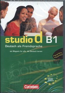 studio d B1 Film na DVD