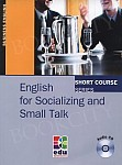 English for Socializing and Small Talk Student's Book + audio mp3 do pobrania