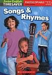 Songs & Rhymes (+ audio CD)