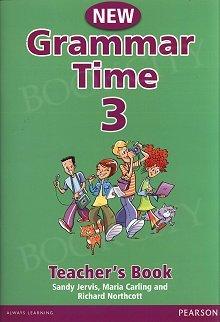 Grammar Time 3 (New Edition) książka nauczyciela