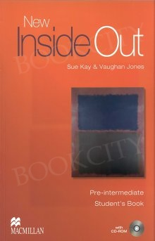 New Inside Out Pre-Intermediate Student's Book + eBook