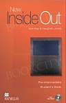 New Inside Out Pre-Intermediate Workbook plus Audio CD (no key)
