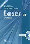 Laser B1 (New Edition) Workbook without Key with Audio CD