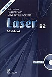 Laser B2 (New Edition) Workbook without Key with Audio CD