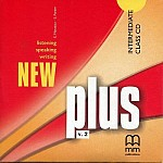 New Plus Intermediate Class CDs