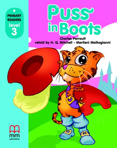 Puss in Boots Book with Audio CD/CD-ROM