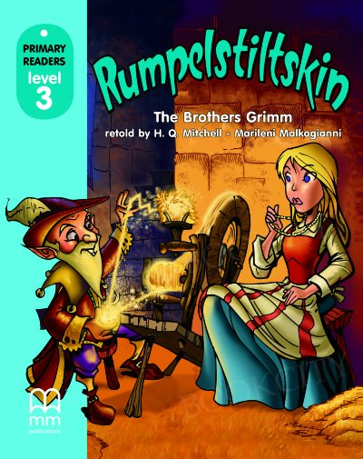 Rumpelstilskin Book with Audio CD/CD-ROM