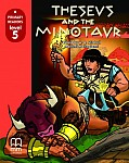 Theseus and the Minotaur Book with Audio CD/CD-ROM