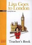 Lisa Goes to London książka nauczyciela