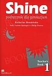 Shine PL 1 książka nauczyciela