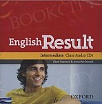 English Result Intermediate Class CDs (2)