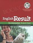 English Result Pre-intermediate podręcznik