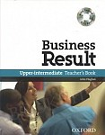 Business Result Upper-Intermediate książka nauczyciela