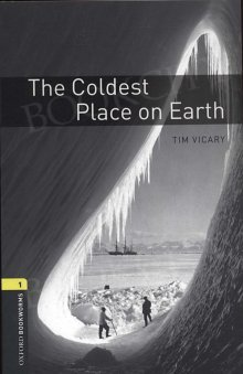 The Coldest Place on Earth Book