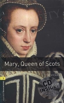 Mary, Queen of Scots Book and CD