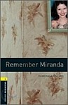 Remember Miranda Book
