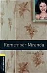 Remember Miranda Book