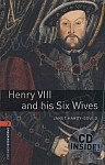 Henry VIII and his Six Wives Book and CD