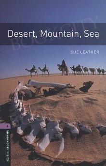 Desert, Mountain, Sea - Short Stories Book