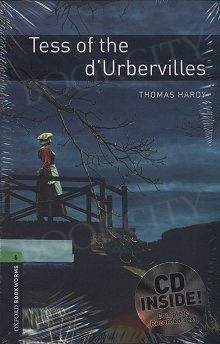 Tess of the d'Urbervilles Book and CD