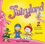 Fairyland 2 Class Audio CDs (Set of 2)