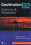 Destination B2 Grammar & Vocabulary Student's Book without key