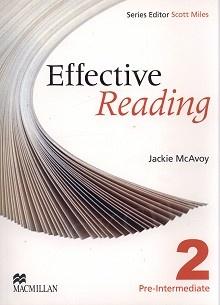 Effective Reading 2  Pre-Intermediate Student's Book